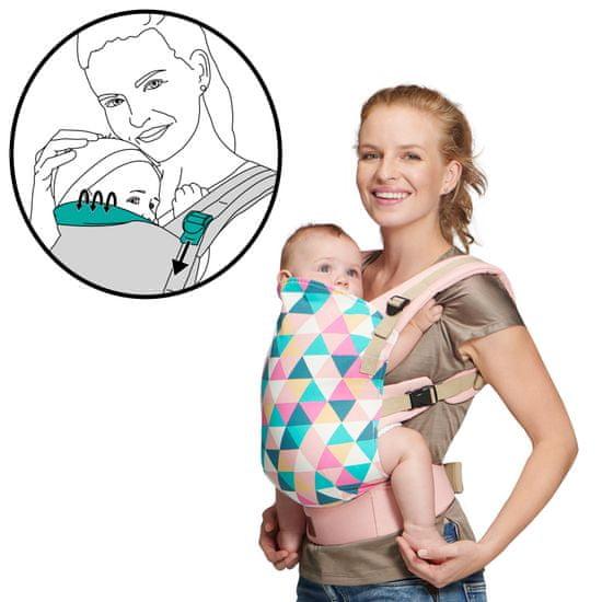KinderKraft nosilka NINO