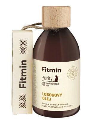 Fitmin Dog Purity lososovo olje - 300 ml