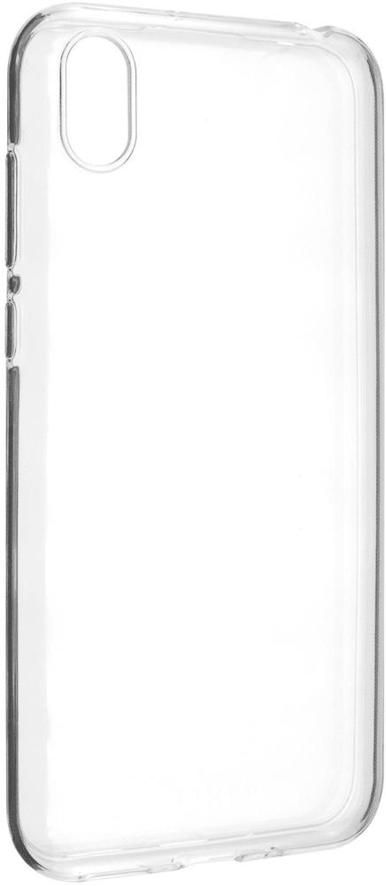 FIXED TPU gelové pouzdro pro Honor 8S, čiré (FIXTCC-422)