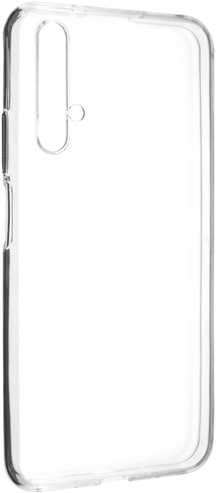 FIXED TPU gelové pouzdro pro Honor 20, čiré (FIXTCC-406)