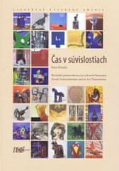 Divácká Jiřina: Čas v súvislostiach - Slovenská postmoderna a jej výtvarné fenomény