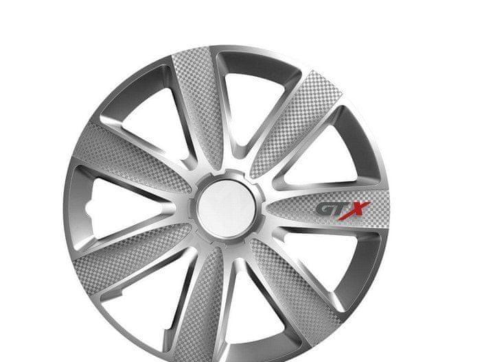 Versaco Poklice GTX 16 carbon/silver
