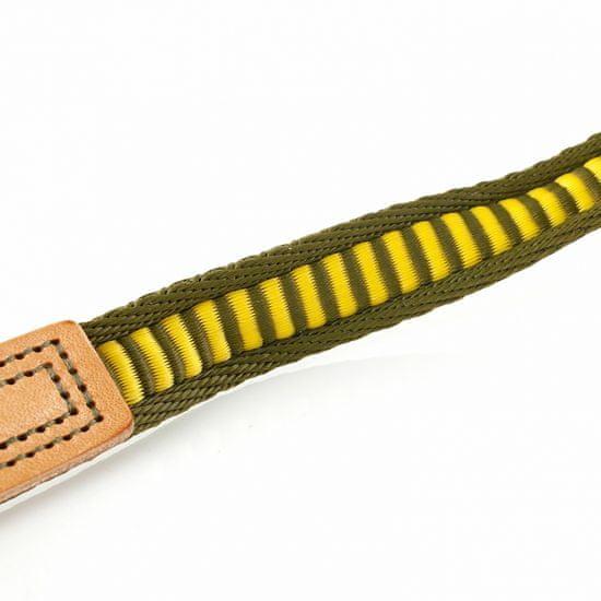 Niggeloh Lovecké vodítko přepínací žluté Variabel