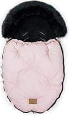 Floo For Baby Alaska zimska vreča za voziček, roza/črna