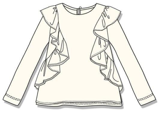 North Pole bluza za djevojčice