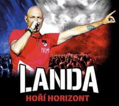 Landa Daniel: Hoří horizont - CD