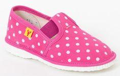 RAK dievčenské papuče 24 ružové