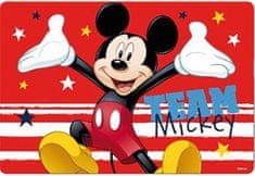 Eli Prostírání Mickey Mouse 42x29 3D červené