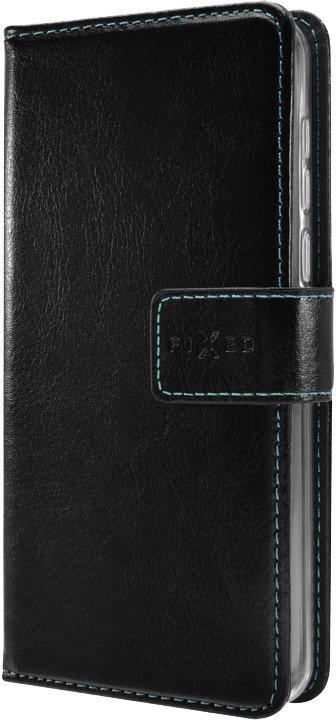 Fixed Pouzdro typu kniha Opus pro Nokia 3.2, černé (FIXOP-397-BK)