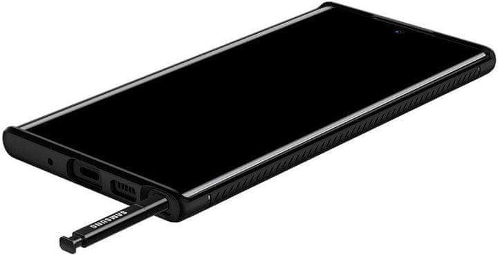 Spigen Ochranný kryt Rugged Armor pro Samsung Galaxy Note10 plus černý, 627CS27331