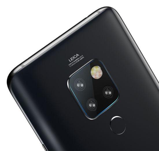 BASEUS trdo zaščitno steklo za fotoaparat za Huawei Mate 20 (SGHWMATE20-JT02)