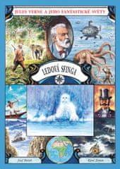 Verne Jules, Blažek Josef,: Ledová sfinga