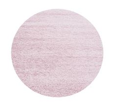 Ayyildiz Kusový koberec Life Shaggy 1500 pink kruh 80x80 (průměr) kruh