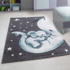 Ayyildiz Detský kusový koberec Kids 560 blue 80x150