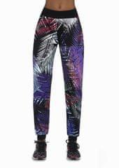 Bas Bleu Spodnie sportowe damskie Jamaica, wielo barwny, L