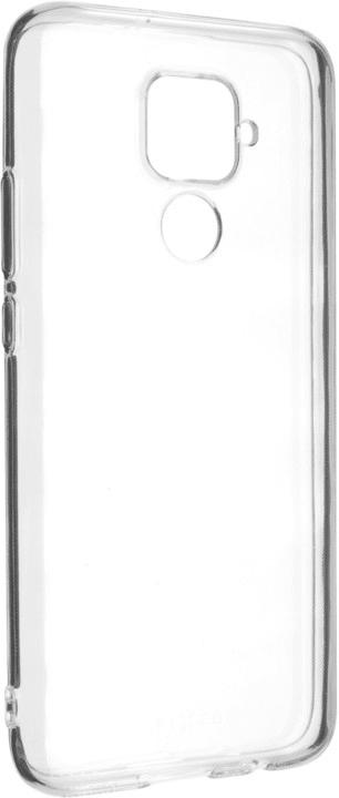 FIXED TPU gelové pouzdro pro Huawei Mate 30 Lite, čiré, FIXTCC-415 - použité