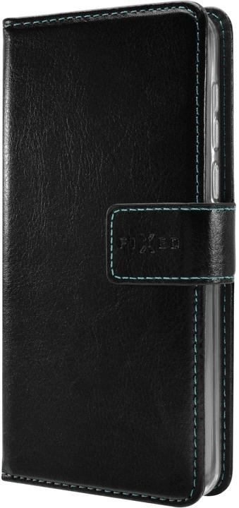 FIXED Pouzdro typu kniha Opus pro Honor 20 černé, FIXOP-406-BK - rozbaleno