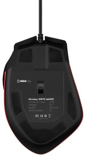 Niceboy ORYX M600 (oryx-m-600)