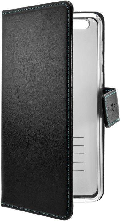 FIXED Pouzdro typu kniha Opus Huawei P Smart Z černé, FIXOP-417-BK
