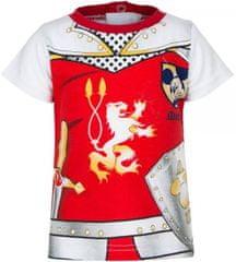 Sun City Dětské tričko Mickey Baby / kojenecké tričko Mickey Baby bavlna červené Velikost: 6M (67cm)