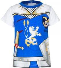 Sun City Dětské tričko Mickey Baby / kojenecké tričko Mickey Baby bavlna modré Velikost: 6M (67cm)