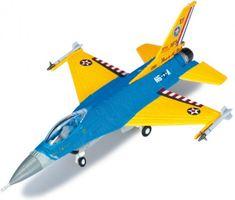 Herpa Dassault Lockheed F-16C Fighting Falcon USAF Texas 1:200