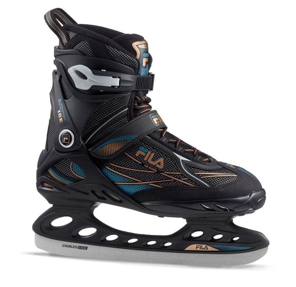 FILA Primo Ice Black/Blue/Bronze 46 - rozbaleno