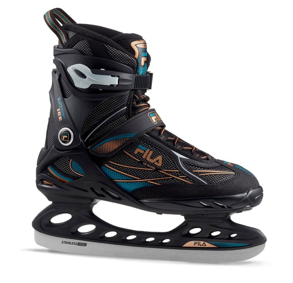 FILA Primo Ice Black/Blue/Bronze 45