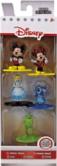 Jada Toys Nano Metalfigs figurky Disney sada 5ks kovové