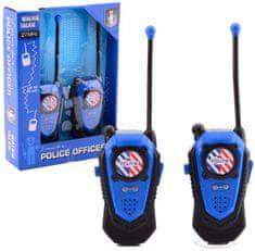 Lamps Policijski walkie talkie