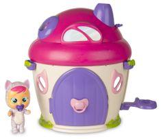 Cry Babies domek Katie - Cry Babies Magic Tears