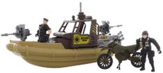 Lamps zestaw Wojsko - z łódką