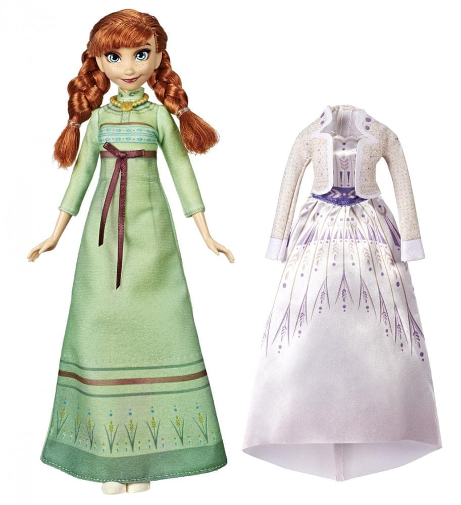 Disney Frozen 2 Panenka Anna s extra šaty