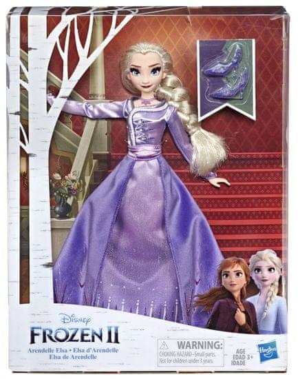 Disney lalka Kraina Lodu 2 - Elsa Deluxe