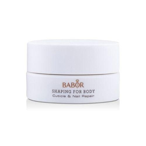 Intenzivní krém na nehty a nehtovou kůžičku SPA Shaping (Cuticle & Nail Repair) 15 ml