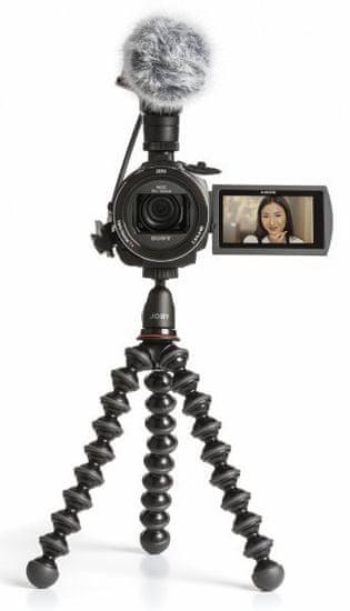 SONY Handycam FDR-AX53 Vlogoló készlet