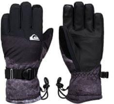 Quiksilver chlapecké rukavice Mission You glove L černá