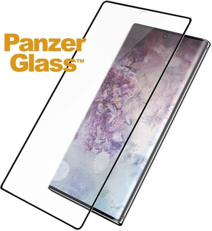 PanzerGlass Premium pro Samsung Galaxy Note 10+ 7200, černé