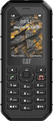 CAT B26 GSM telefon na tipke, Dual SIM, črn - Odprta embalaža