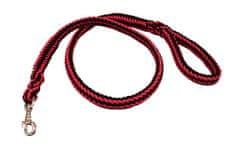 BAFPET povodec HUGO, 1,5 m, rdeč