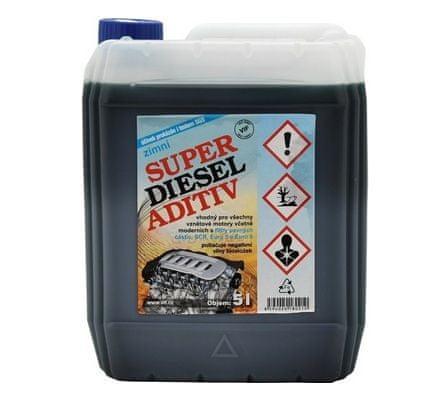 VIF VIF Super Diesel Aditiv zimní 55L