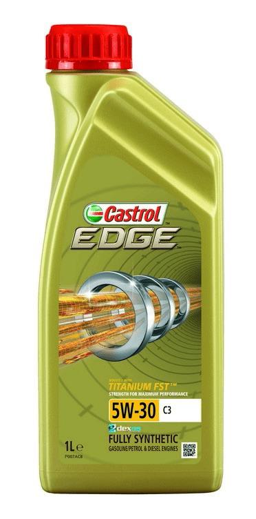 Castrol Castrol EDGE TITANIUM FST 5W-30 C3 1L Novinka 2015!