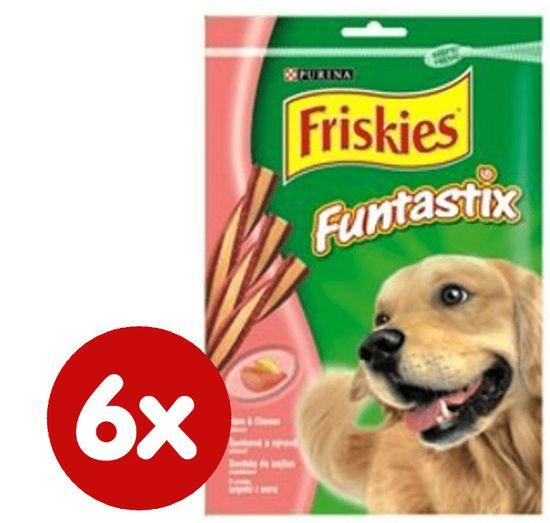 Friskies Funtastix 6 x 175 g