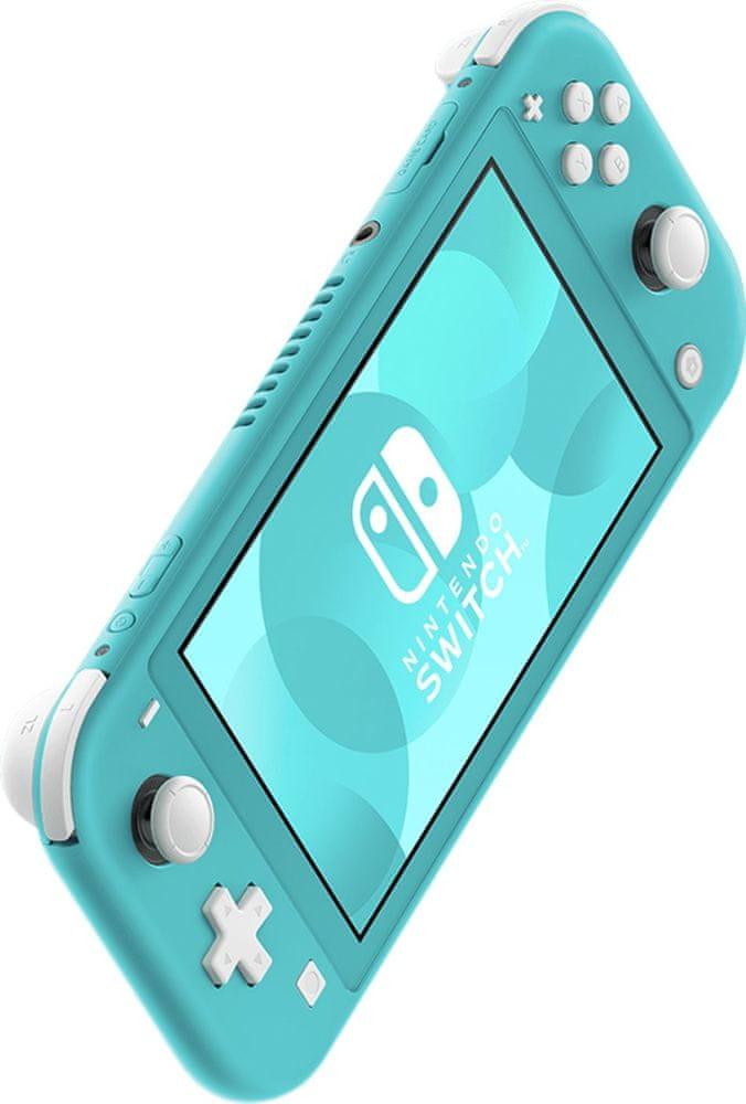 Nintendo Switch Lite, tyrkysová (NSH105)