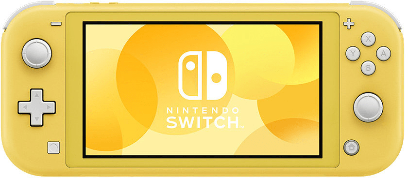 Nintendo Switch Lite, žlutá (NSH110)