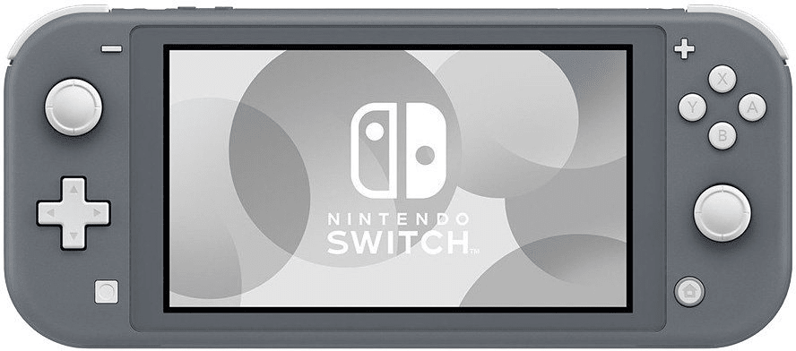 Nintendo Switch Lite, šedá (NSH100)