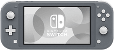 Nintendo Switch Lite, sivá (NSH100)