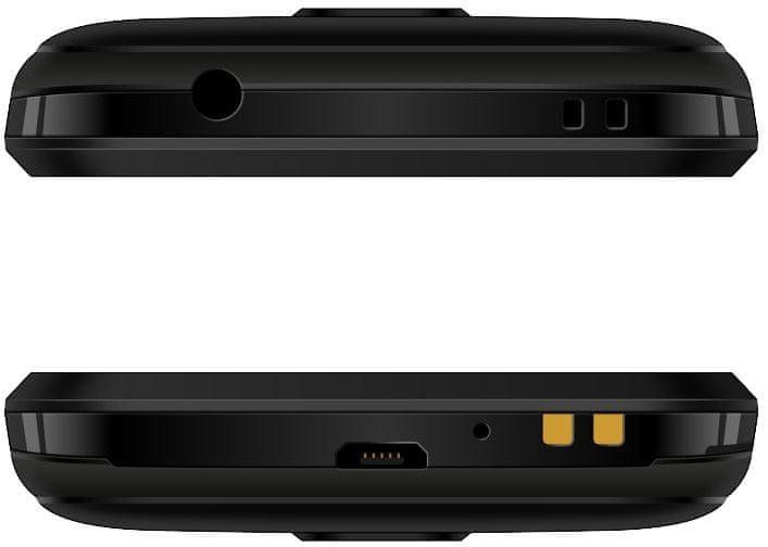 Evolveo EasyPhone AD, černý - rozbaleno