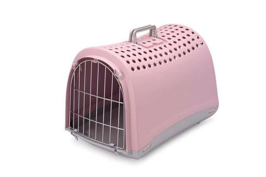 IMAC potovalni zaboj za pse in mačke, 50x32x34,5 cm