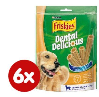 Friskies Dental Delicious M 6 x 200 g
